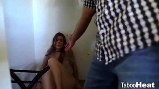 Stepdaughter Alex Cannot Get Away From Her Stepdad's Dick
