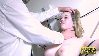 Real Big-titted Babe Dominated - Nail Hard Sex