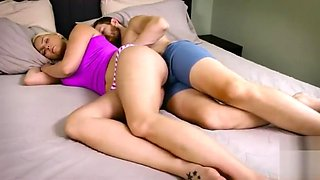 Vanessa Cage Can I Sleep with You Daddy footjob