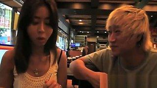 KOREA1818.COM - Horny Korean Babe Outside