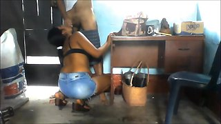 3Some with college mate