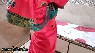 desi hot wife and husband – first time romance and hard sex