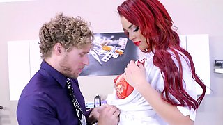Brazzers - Doctor Adventures - When A Doctor