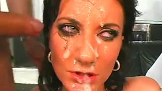 Slutty German broads in awesome perverted action