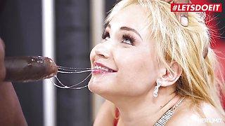LETSDOEIT - SEXY NATASHA TEEN GETS HER ASS DESTROYED BY BBC