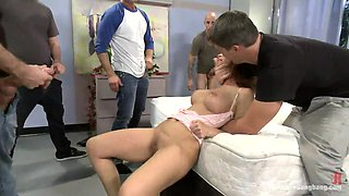 Syren Loves To Be Fucked In All Her Holes