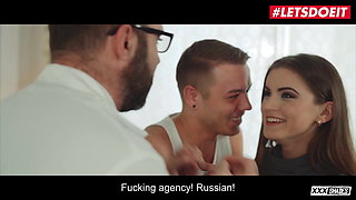 LETSDOEIT – Evelina Darling and Nikolas – Art Sex For An Artist