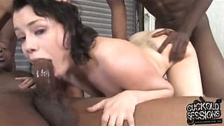 I love nothing better than humiliating cuckolds and fucking