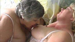 Lesbe Friends Pt2 - GrandmaLibby