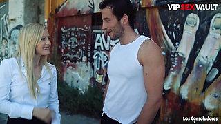 VIP SEX VAULT Sicilia and Alexa Tomas In Epic Swinger Foursome