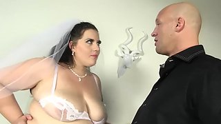 Fat Bride Gets Revenge