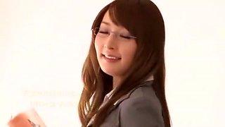 Exotic Japanese girl Shiori Inamori in Incredible Medical, Facial JAV clip
