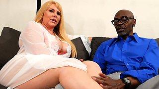 Busty MILF Karen Fisher Needs Big Black Cock Cuckold