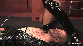 The Adjustment of Wolf Hudson: Episode 2 'EXTREME tease and denial'