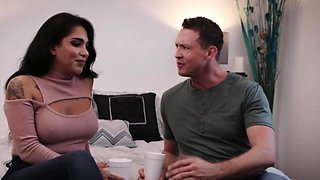 TS Jane gets anal by her Guybestys cock