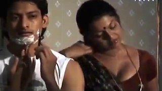 bhabi seduce young boy