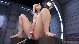 Kristina rose fucking machines