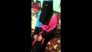 Fist time I fuck an Arab girl