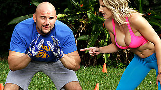 Brazzers – The Coach's Wife