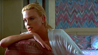 Charlize Theron nude and naked