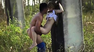Extreme brutal Helpless teenager Lily Dixon is lost and foun