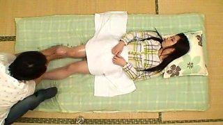 Fabulous Japanese girl Sara Ayabe, Maki Mukai, Rika Araki in Amazing Blowjob, Cunnilingus JAV clip