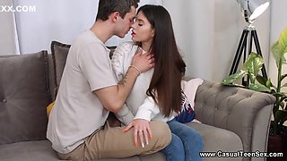 Casual Teenage Intercourse - Nata Paradise - Romantic Date And Arousing