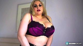 Big Titty Tina At Home