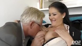 Christoph Clark Cumming On Big Breasts