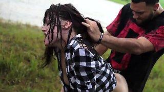 Best brutal anal compilation Helpless teen Kaisey Dean