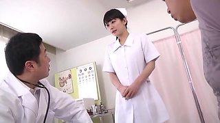 Ayumi Iwasa Nurse Leave If Work Woman Impotence Treatment
