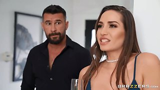 Desiree Night And Manuel Ferrara - Glamorous Hottie With Perfect Tits Pleases Manuel On