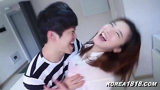 Korean Porn HOT REDHEADED Korean