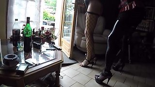 Kinky transvestite & crossdresser