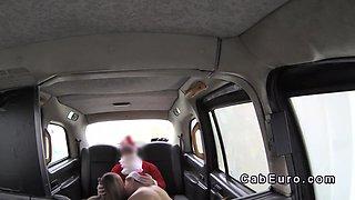 Naughty Santa Cab Driver Anal Bangs Two
