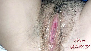 Hindi Desi Stepsister's Pussy on her cellphone