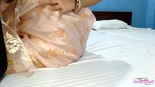 Newly Married Indian bride deflowered on honeymoon