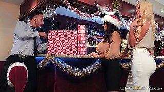 keiran gets to unwrap his presents!