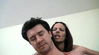 Wifecrazy Back Footjob
