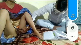 Indian Teacher and student sex