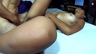 Accidental Creampie - Creaming His Step Sisters Teen Pussy And Getting It Full Of Dripping Cum