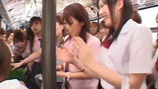 Crazy amateur Teens, Public adult clip