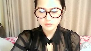 Beautiful Korean girl sex show on Camera - Korean BJ 2015010701