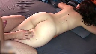 First Time Anal Virgins Ass Is Too Tight