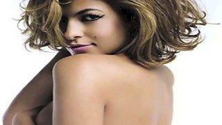 Eva Mendes Uncensored In HD