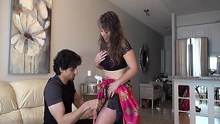 Desi Mom Fucked Hard By Young Boy