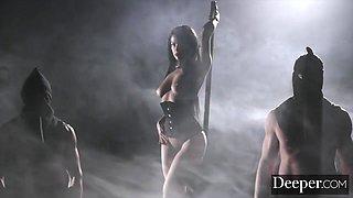 S Darkest Kink Fantasies Comes True With Katrina Jade