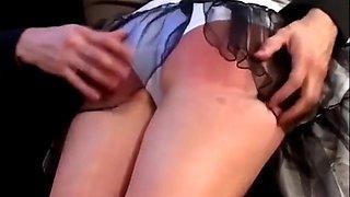 Disciplined Derrieres - Angela Faith And Eva Lux