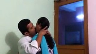 Good wife cheating with boss in office