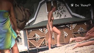 Fabulous Homemade video with Reality, Nudism scenes